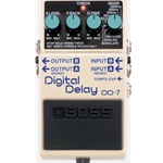 Boss   DD7  Digital Delay with Ext Tap Tempo