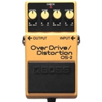 Boss   OS2  Overdrive & Distortion