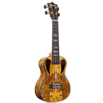 Amahi   C-10  African Burl Concert Uke with Bag