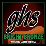GHS   BB40M  80/20 Bronze Medium Acoustic Strings