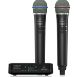Behringer   ULM302MIC  Dual Hand Held Wireless System
