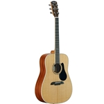 Alvarez   AD60  Solid Top Acoustic Guitar
