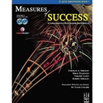 Measures of Success A.Sax Book 1 w/CDs