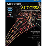 Measures of Success Oboe Book 1w/CDs