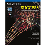 Measures of Success Percussion Book 1 w/CDs