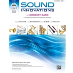 Sound Innovations for Band Book 1 Clarinet