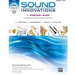 Sound Innovations for Band Book 1 Trombone