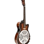 Washburn   R15RCE  Round Neck Resonator with EQ