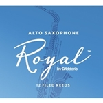 Rico Royal   10RRAS25  Royal Alto Sax Reeds #2.5 10 box