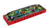 Hohner   145RDBX-C  Red Dragon C Harmonica Tagged Series