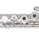 Amadeus   AF780BO  Open Hole Flute with Haynes Amedeus Sterling Silver Headjoint