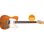 Michael Kelly   L50AM  Enlightened Classic 50 Electric Guitar Amber