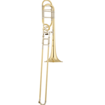 "Shires   TBQ30YR  Q Series Trombone with Rotor ""F"" Attachemnet"