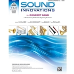 Sound Innovations for Band  Book 1 Baritone Bass Cleff