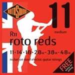 Rotosound   R11  Roto Reds11-48 Electric Guitar Strings