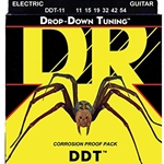 DDT11  Heavy 11-54, Electric Strings, Drop Tuning