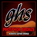 GHS   S325  Acoustic Phosphor Bronze Light 12-54