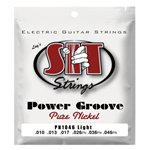 SIT   PN1046  Power Groove Pure Nickel 10-46
