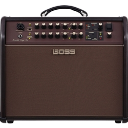 Boss   ACSPRO  Acoustic Pro Singer 120w Stage Amp w/ looper and more
