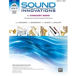 Sound Innovations for Band French Horn Book 1