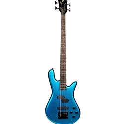 Spector   PERF4MBL  Performer 4 - Metallic Blue Electric Bass