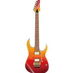 Ibanez   RG420HPFMALG  RG Tremolo with Flame Maple Top